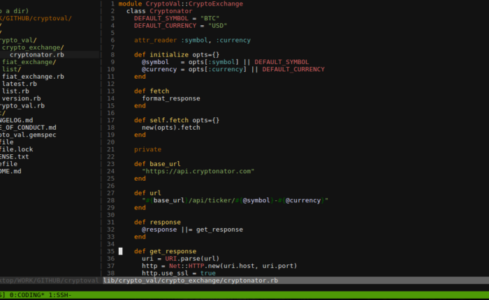 Late-to-the-party guide to Vim and Tmux