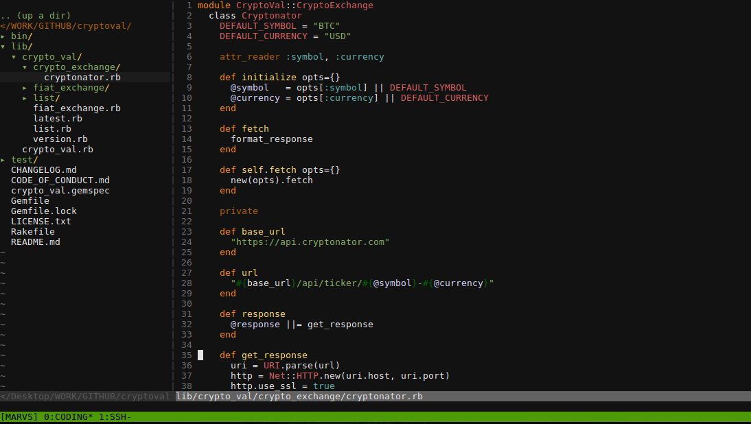 Late-to-the-party guide to Vim and Tmux - Tech&FI