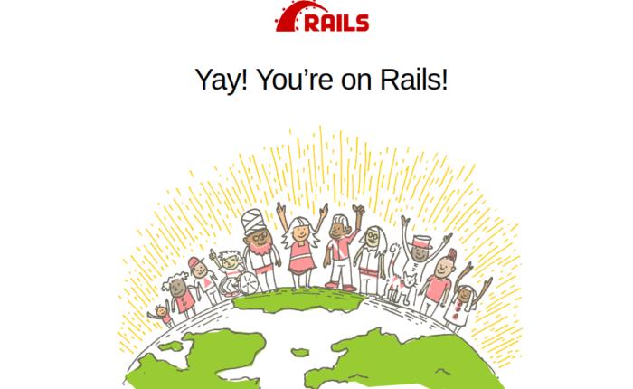 Hello Rails 6!